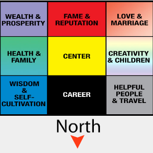 The BaGua Map Feng shui practitioner chicago